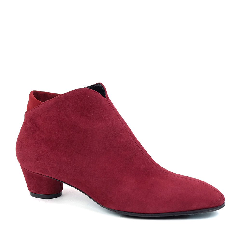 Thierry Rabotin Elvia Burgundy Red